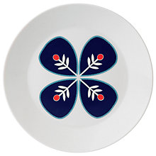Buy Royal Doulton Fable Flower Dessert Plate Online at johnlewis.com