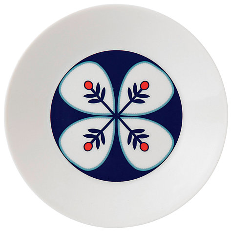 Buy Royal Doulton Fable Flower Side Plate Online at johnlewis.com