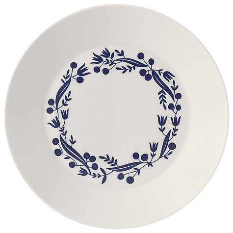 Buy Royal Doulton Fable Garland Dessert Plate Online at johnlewis.com