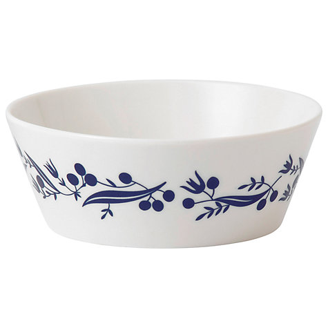 Buy Royal Doulton Fable Cereal Garland Bowl Online at johnlewis.com
