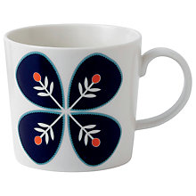 Buy Royal Doulton Fable Flower Mug Online at johnlewis.com