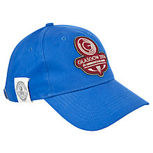 Buy Glasgow 2014 Commonwealth Games Classic Logo Cap, Blue Online at johnlewis.com