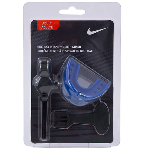 Buy Nike Max Intake Sports Mouthguard, Blue Online at johnlewis.com
