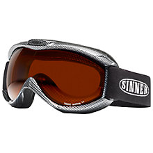 Buy Sinner Toxic Double Lens Ski Goggles Online at johnlewis.com