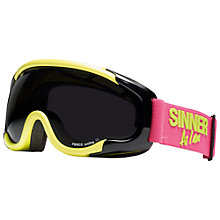 Buy Sinner Fierce Double Lens Ski Goggles Online at johnlewis.com