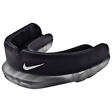 Buy Nike Max Intake Sports Mouthguard, Clear Online at johnlewis.com