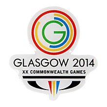 Buy Glasgow 2014 Commonwealth Games Logo Lapel Pin Online at johnlewis.com