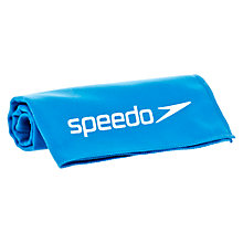 Buy Speedo Small Microfibre Towel Online at johnlewis.com