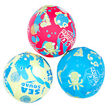 Buy Speedo Sea Squad Waterballs, Multi Online at johnlewis.com