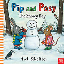 Buy Pip & Posy The Snowy Day Book Online at johnlewis.com