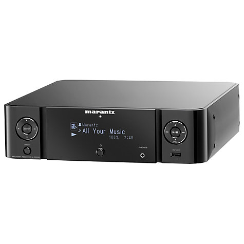 Buy Marantz M-CR510 Melody Media Stream with Apple AirPlay Online at johnlewis.com