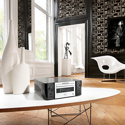 Buy Marantz M-CR610 Melody Media Stream CD/DAB/FM with Apple AirPlay Online at johnlewis.com