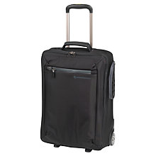 Buy Mandarina Duck Transfer 55cm 2-Wheel Cabin Suitcase, Black Online at johnlewis.com