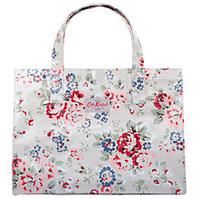 Buy Cath Kidston Open Carry All Bag, Spray Stone Online at johnlewis.com