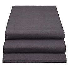 Buy John Lewis Croft Collecton Harris Runner, Dark Grey Online at johnlewis.com