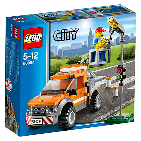 Buy LEGO City Light Repair Truck Online at johnlewis.com