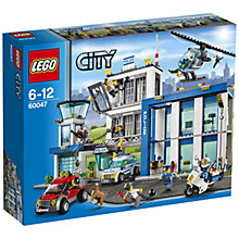 Buy LEGO City Police Station Bundle with Free Watch Online at johnlewis.com