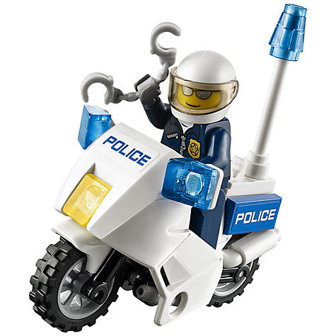 Buy LEGO City Crook Pursuit Online at johnlewis.com
