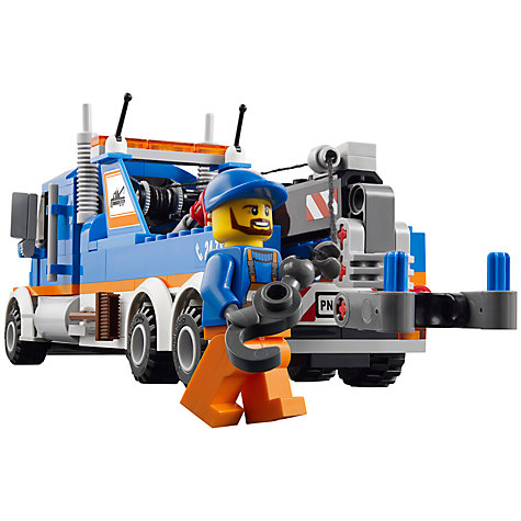Buy LEGO City Tow Truck Online at johnlewis.com