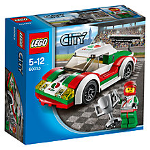 Buy LEGO City Race Car Online at johnlewis.com