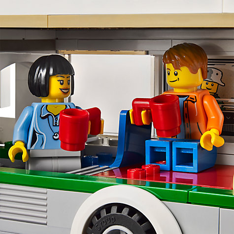 Buy LEGO City Camper Van Online at johnlewis.com