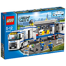 Buy LEGO City Mobile Police Unit Online at johnlewis.com
