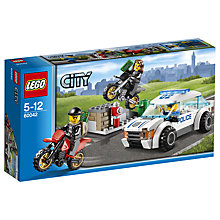 Buy LEGO City Police Chase Online at johnlewis.com