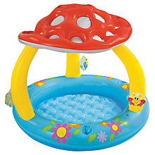 Buy Intex Mushroom Baby Paddling Pool Online at johnlewis.com