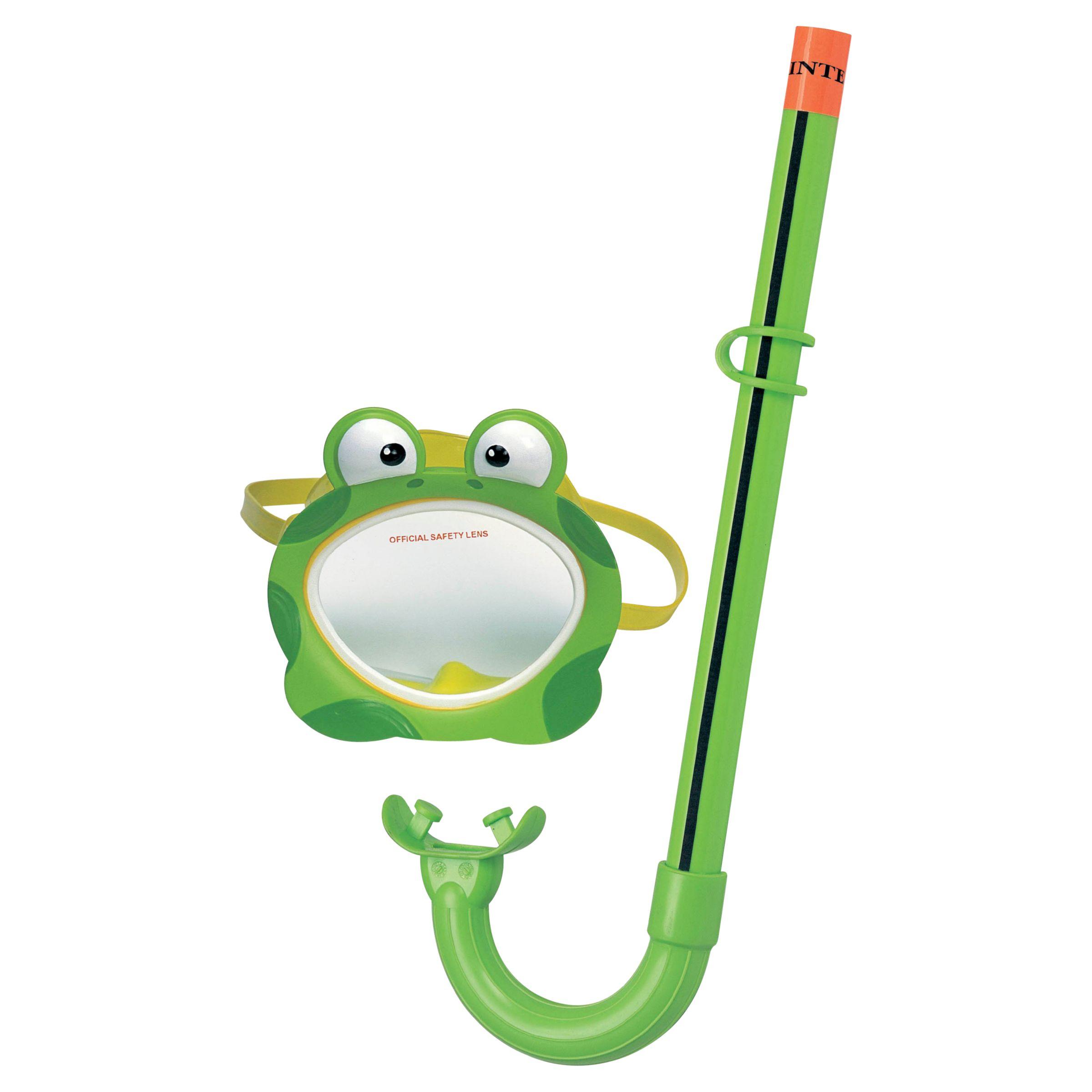Intex Frog Snorkel