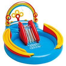 Buy Intex Rainbow Play Pool Online at johnlewis.com