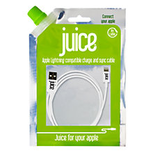 Buy Juice USB Sync Cable for Apple Lightning Devices Online at johnlewis.com