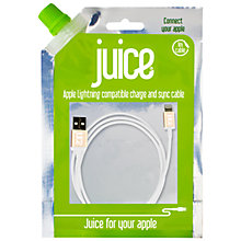 Buy Juice Lightning to USB Cable Online at johnlewis.com
