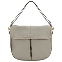 Buy Whistles Duffy Zip Satchel Handbag Online at johnlewis.com