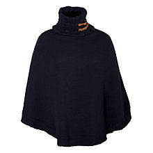 Buy Chesca Poncho with Buckle Detail, Blue Online at johnlewis.com