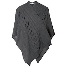 Buy Chesca Ruched Knitted Wrap Online at johnlewis.com