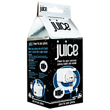 Buy Juice Moon Juice Mains Charger for Samsung Galaxy Micro USB Devices Online at johnlewis.com