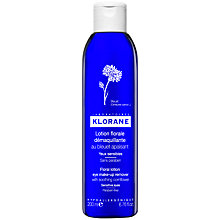 Buy Klorane Soothing Eye Makeup Remover, 200ml Online at johnlewis.com