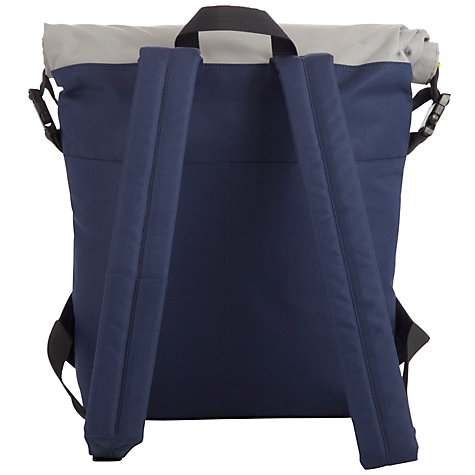 Buy Kin by John Lewis Nylon Twill Roll Top Bag Online at johnlewis.com
