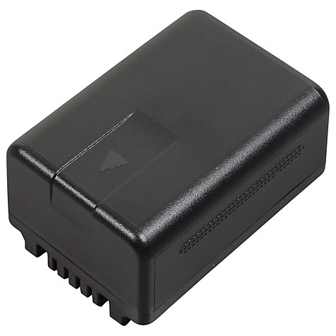 Buy Panasonic VW-VBT190E Camcorder Battery Online at johnlewis.com