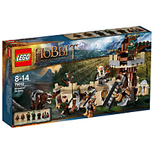 Buy LEGO The Hobbit Mirkwood Elf Army Construction Set Online at johnlewis.com