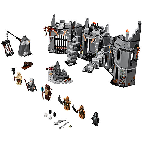 Buy LEGO The Hobbit Dol Guldur Battle Construction Set Online at johnlewis.com