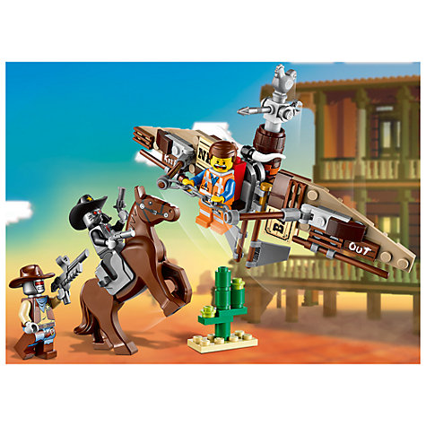 Buy The LEGO Movie Getaway Glider Online at johnlewis.com