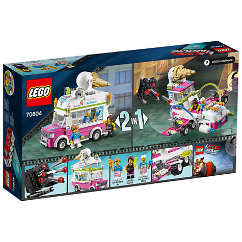 Buy The LEGO Movie Ice Cream Machine Online at johnlewis.com