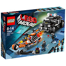 Buy The LEGO Movie Super Cycle Chase Online at johnlewis.com