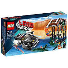 Buy The LEGO Movie Bad Cop's Pursuit Online at johnlewis.com