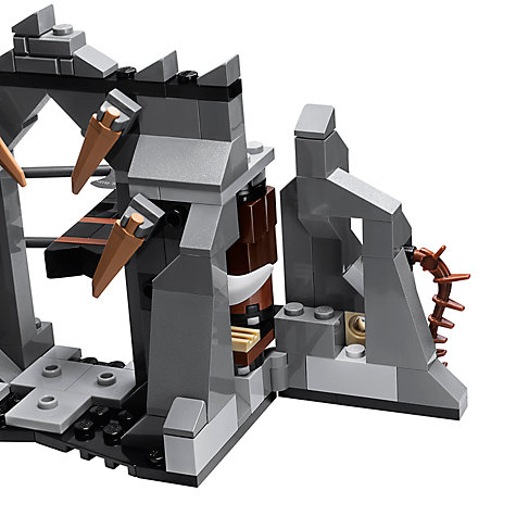 Buy LEGO The Hobbit Dol Guldur Ambush Set Online at johnlewis.com