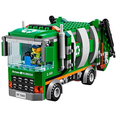 Buy The LEGO Movie Trash Chomper Online at johnlewis.com