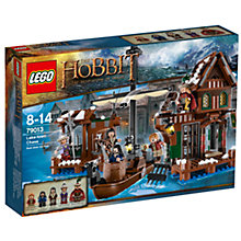 Buy LEGO The Hobbit Lake-Town Chase Set Online at johnlewis.com