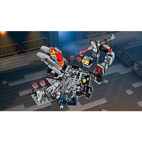 Buy The LEGO Movie Melting Room Online at johnlewis.com
