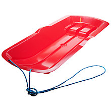 Buy Plum Bobcat Sledge, Red Online at johnlewis.com